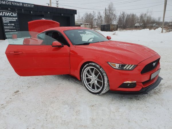 Ford Mustang, 2015 год, 2 022 000 руб.