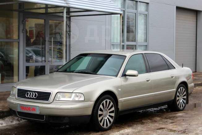 Audi A8, 2002 год, 279 888 руб.