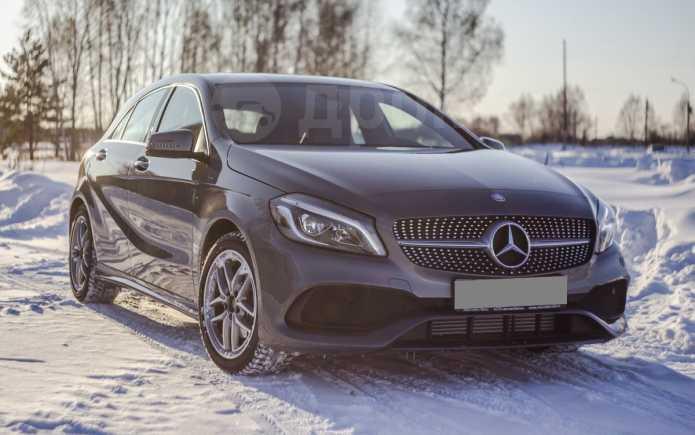 Mercedes-Benz A-Class, 2016 год, 1 200 000 руб.