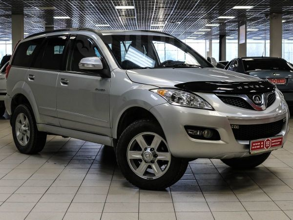 Great Wall Hover H5, 2012 год, 493 000 руб.