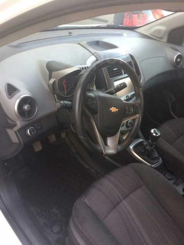 Chevrolet Aveo, 2014 год, 460 000 руб.