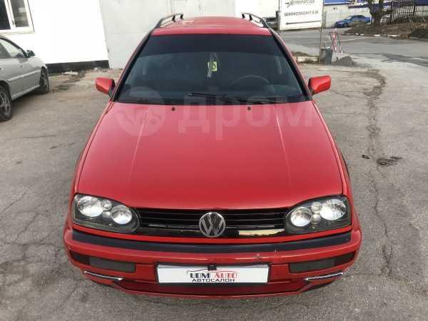 Volkswagen Golf, 1995 год, 165 000 руб.