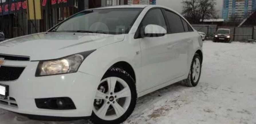 Chevrolet Cruze, 2012 год, 448 000 руб.