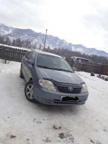 Горно-Алтайск Corolla 2003