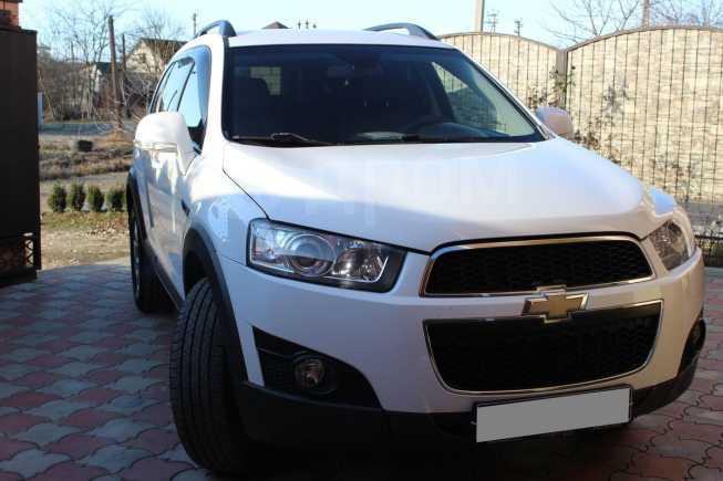 Chevrolet Captiva, 2012 год, 889 000 руб.