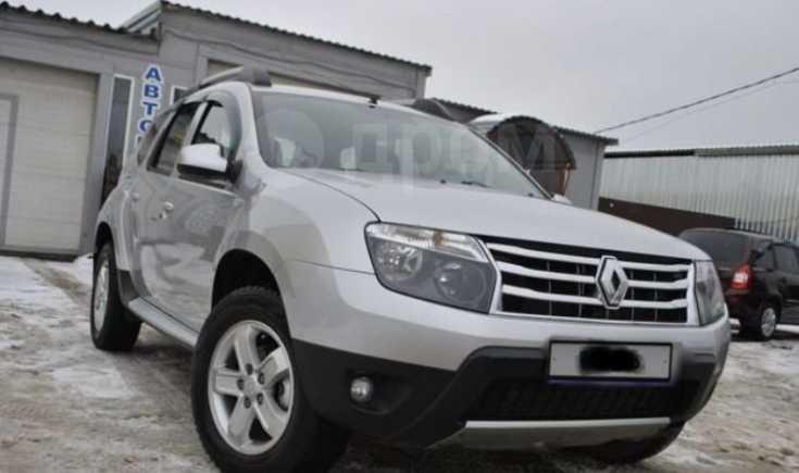 Renault Duster, 2014 год, 659 000 руб.
