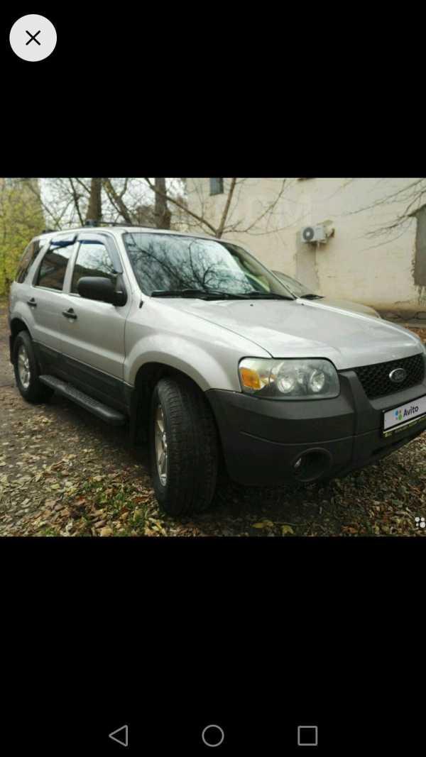 Ford Escape, 2004 год, 340 000 руб.