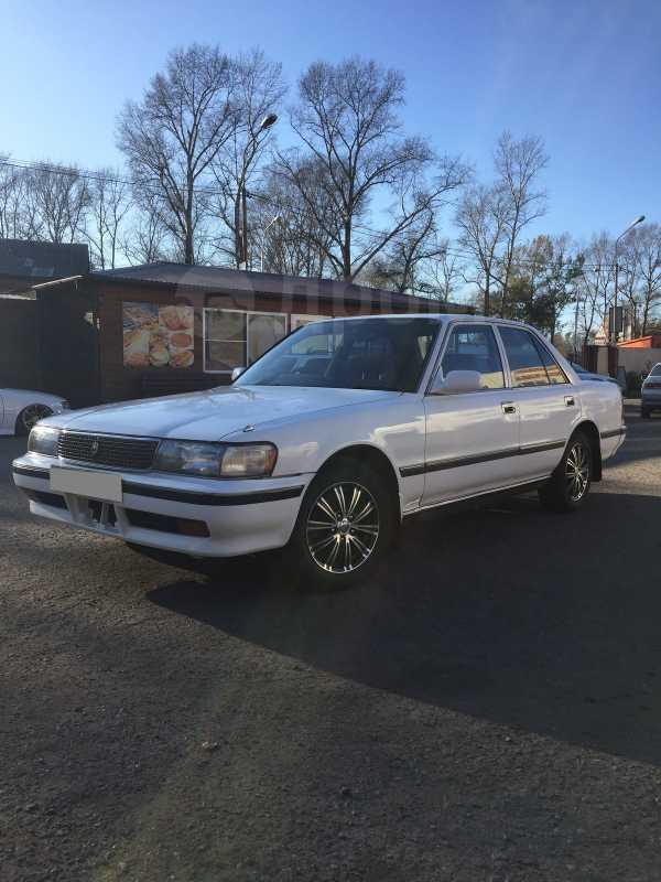 Toyota Mark II, 1991 год, 145 000 руб.