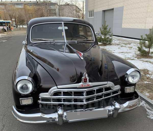 ГАЗ 12 ЗИМ, 1953 год, 2 500 000 руб.