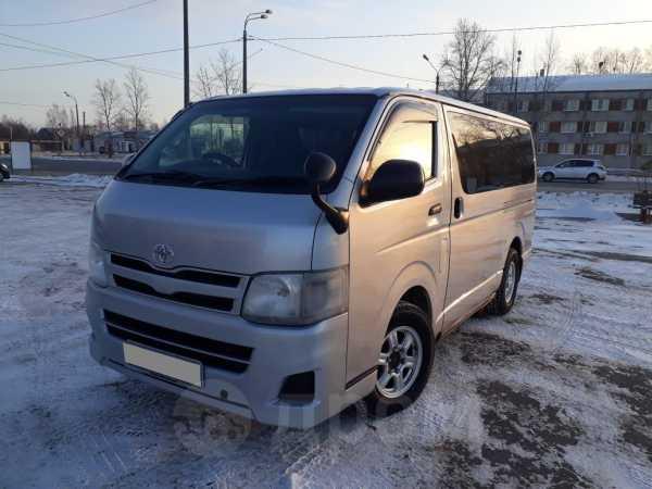 Toyota Hiace, 2011 год, 1 250 000 руб.