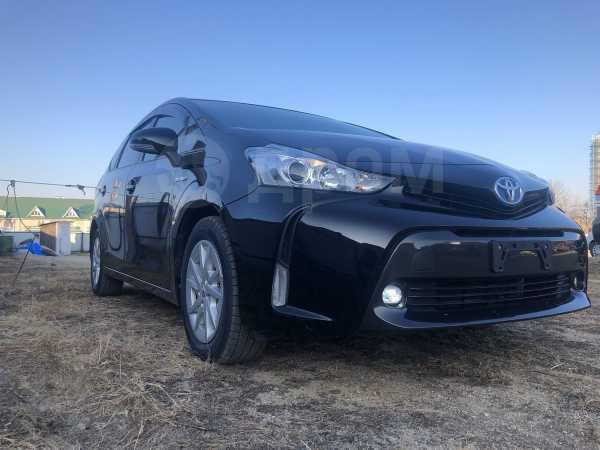 Toyota Prius a, 2015 год, 950 000 руб.
