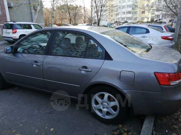 Hyundai Sonata, 2006 год, 435 000 руб.