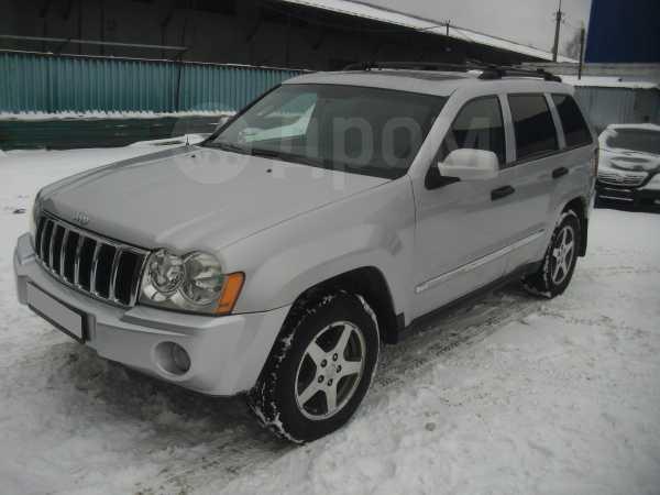 Jeep Grand Cherokee, 2005 год, 500 000 руб.