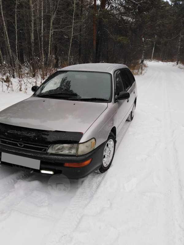 Toyota Corolla, 1993 год, 148 000 руб.