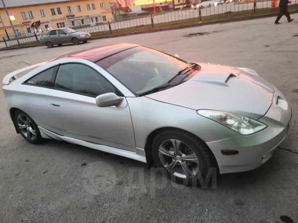 Toyota Celica, 2001 год, 140 000 руб.