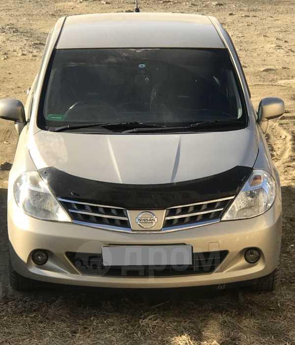 Nissan Tiida Latio, 2012 год, 435 000 руб.