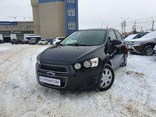 Chevrolet Aveo, 2013 год, 417 000 руб.