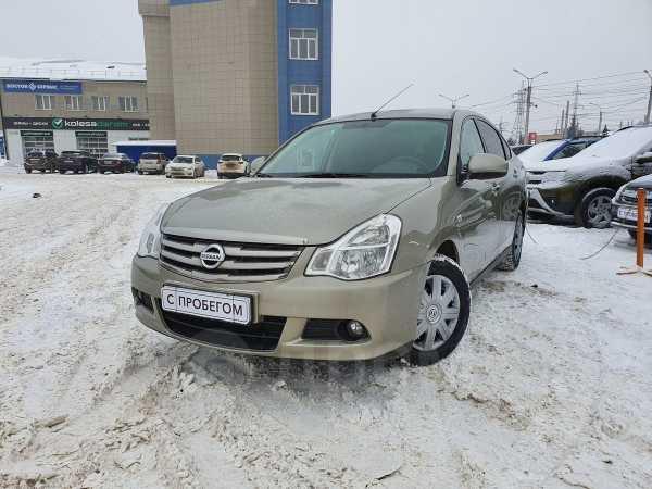 Nissan Almera, 2014 год, 443 000 руб.