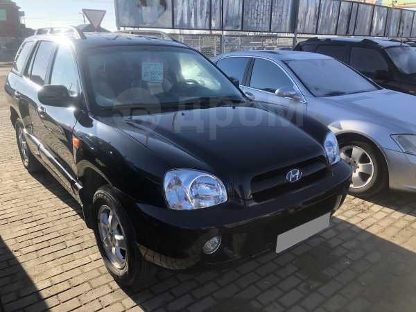 Hyundai Santa Fe, 2008 год, 475 000 руб.
