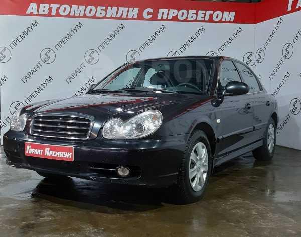Hyundai Sonata, 2008 год, 349 000 руб.