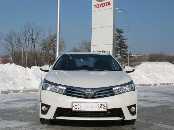 Toyota Corolla, 2013 год, 925 000 руб.
