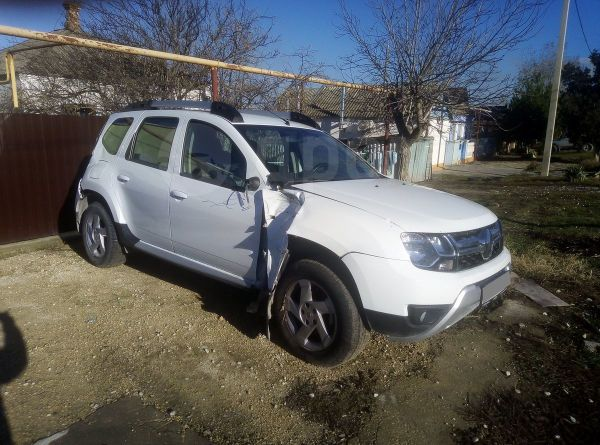 Renault Duster, 2018 год, 500 000 руб.