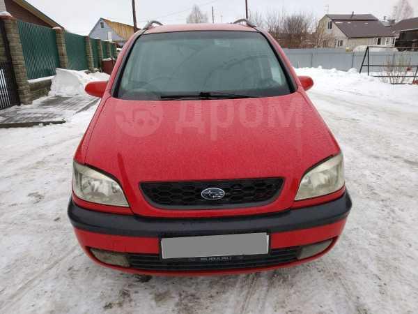 Subaru Traviq, 2001 год, 210 000 руб.