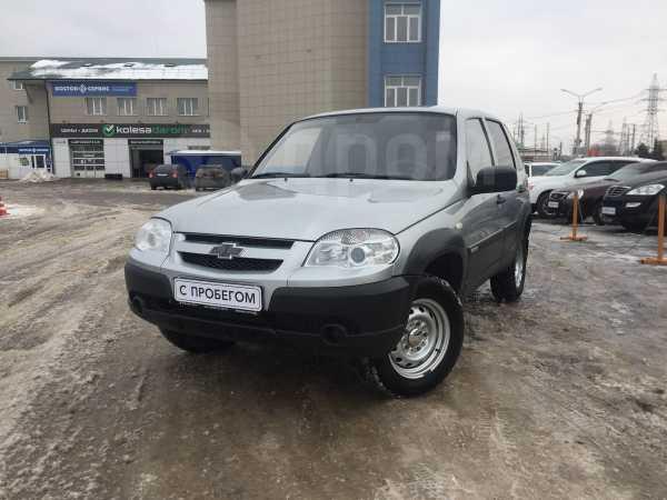 Chevrolet Niva, 2013 год, 287 000 руб.