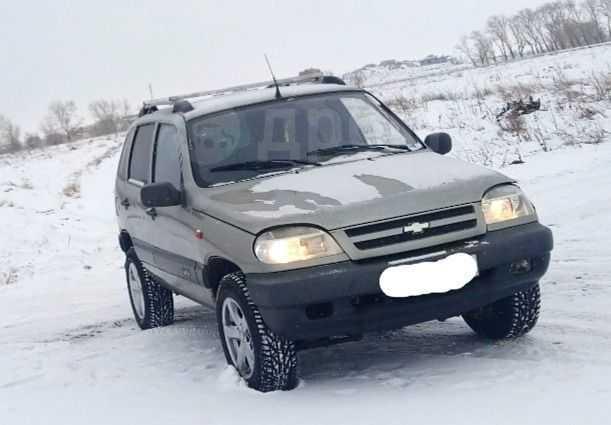 Chevrolet Niva, 2007 год, 170 000 руб.