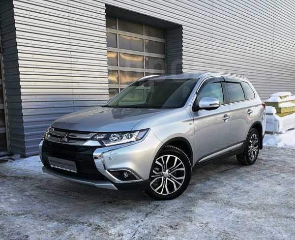 Mitsubishi Outlander, 2018 год, 1 890 000 руб.