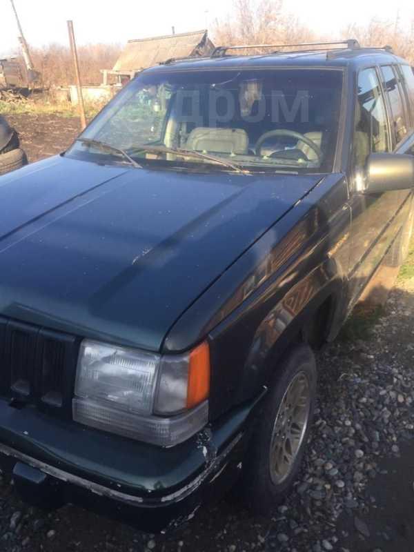 Jeep Grand Cherokee, 1993 год, 260 000 руб.
