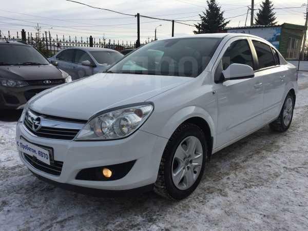 Opel Astra, 2011 год, 409 500 руб.
