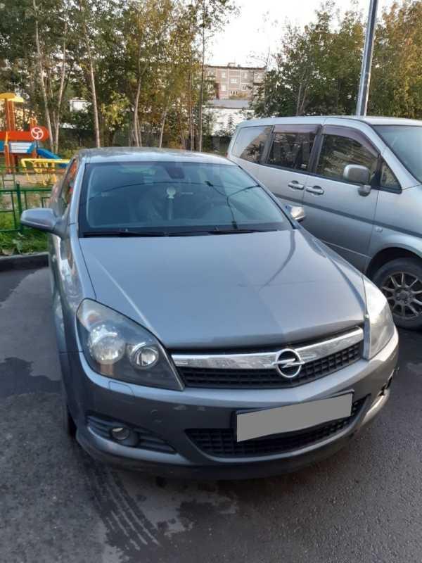 Opel Astra GTC, 2007 год, 290 000 руб.
