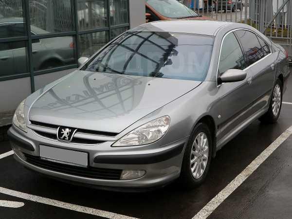 Peugeot 607, 2001 год, 210 000 руб.