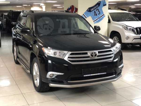 Toyota Highlander, 2013 год, 1 390 000 руб.