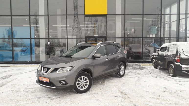 Nissan X-Trail, 2015 год, 1 170 000 руб.