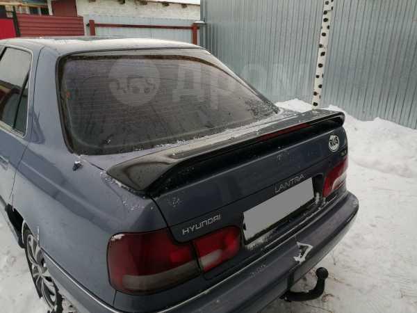 Hyundai Lantra, 1994 год, 80 000 руб.