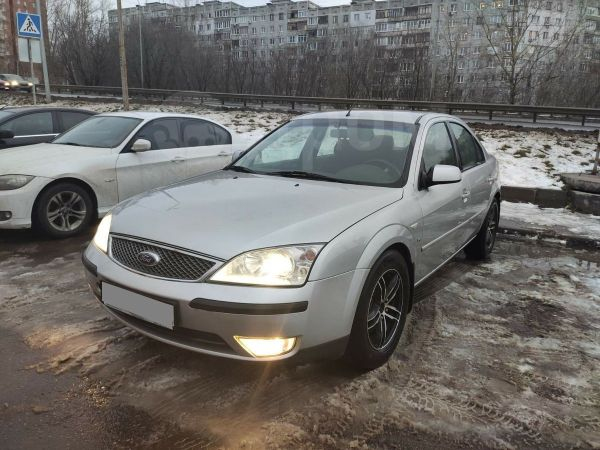 Ford Mondeo, 2004 год, 230 000 руб.