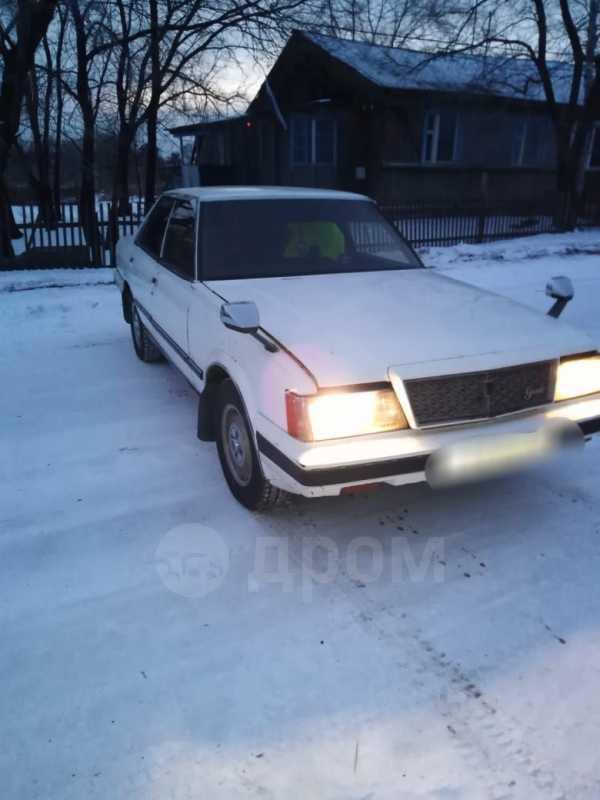 Toyota Mark II, 1983 год, 100 000 руб.