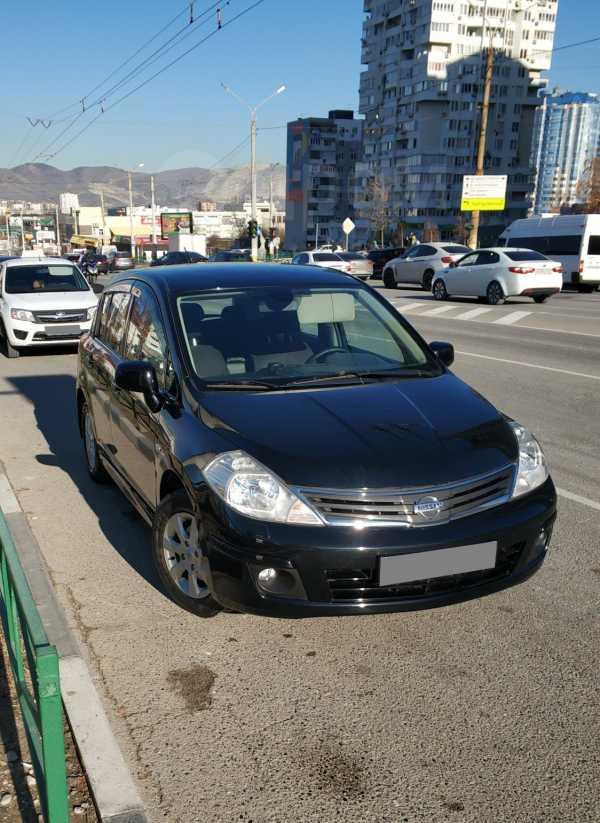 Nissan Tiida, 2012 год, 385 000 руб.