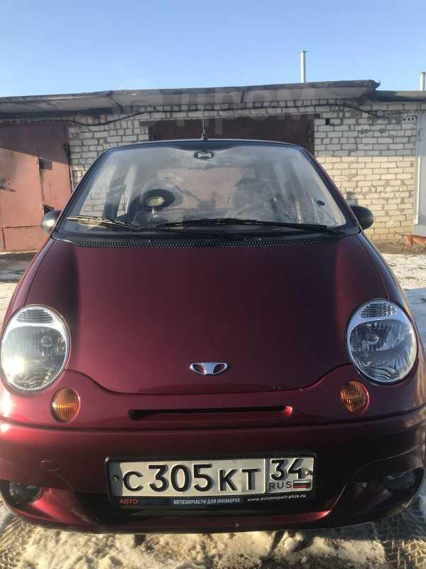 Daewoo Matiz, 2011 год, 158 000 руб.