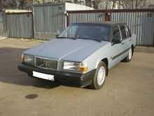 Москва Volvo 740 1991