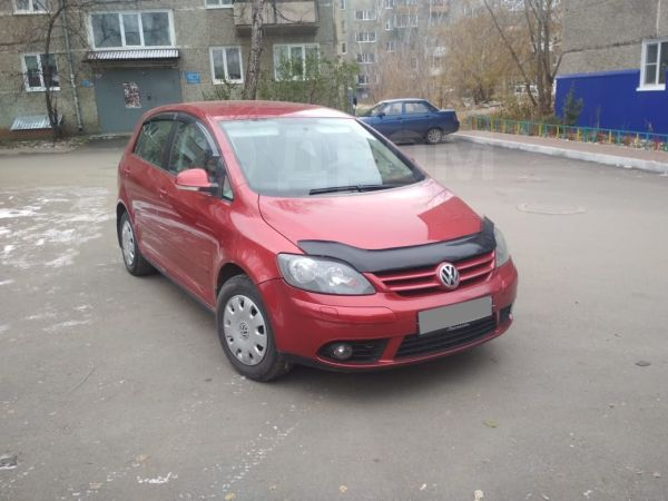 Volkswagen Golf Plus, 2007 год, 430 000 руб.