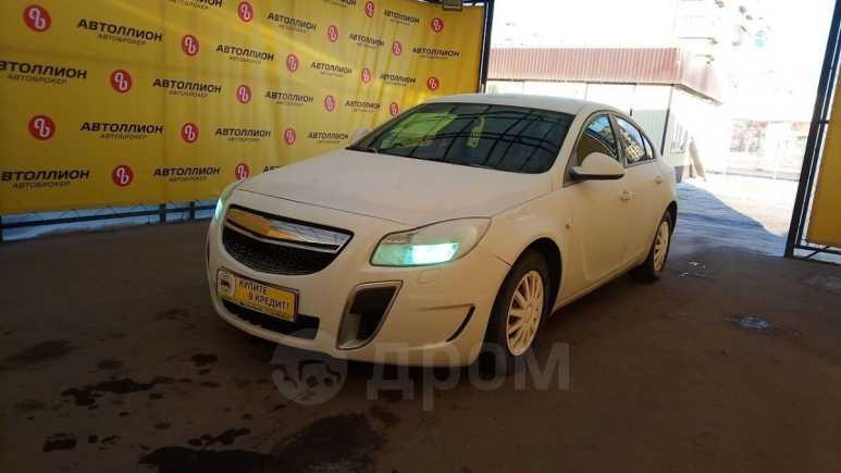 Opel Insignia, 2013 год, 639 000 руб.