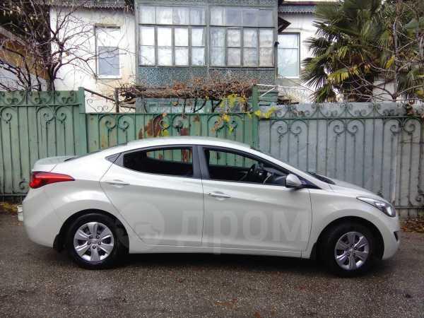 Hyundai Elantra, 2012 год, 530 000 руб.