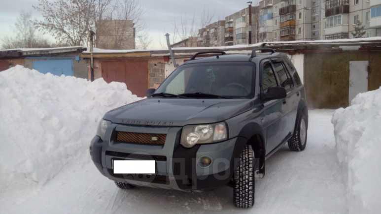 Land Rover Freelander, 2003 год, 420 000 руб.