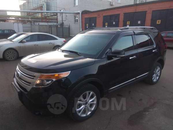 Ford Explorer, 2013 год, 1 000 000 руб.