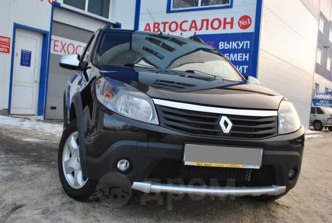 Renault Sandero, 2013 год, 439 999 руб.