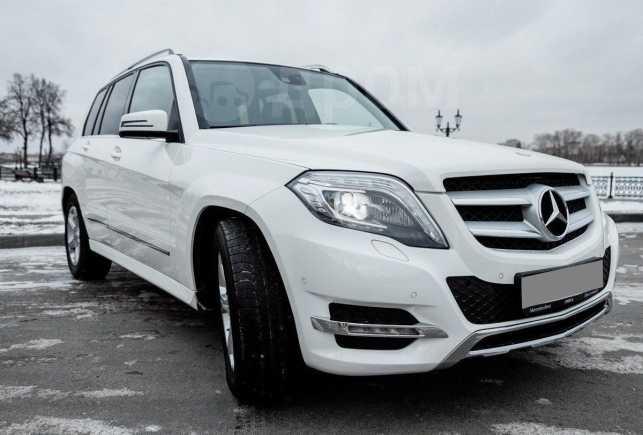 Mercedes-Benz GLK-Class, 2015 год, 1 360 000 руб.