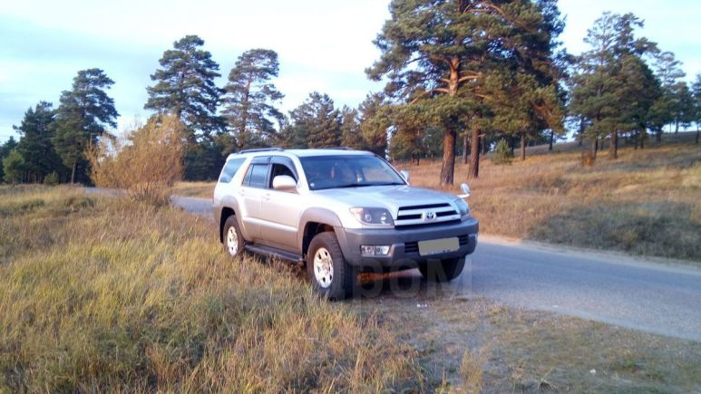 Toyota Hilux Surf, 2003 год, 815 000 руб.